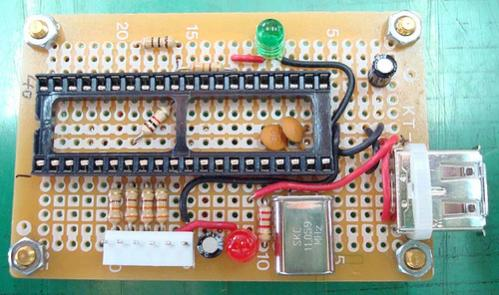 Wondrous 8051 Simple 89S Series Programmer Using Parallel Port Free Wiring Cloud Nuvitbieswglorg