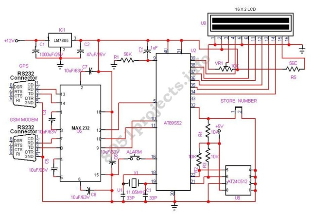 Magnificent Gps Circuit Diagram Basic Electronics Wiring Diagram Wiring Digital Resources Antuskbiperorg