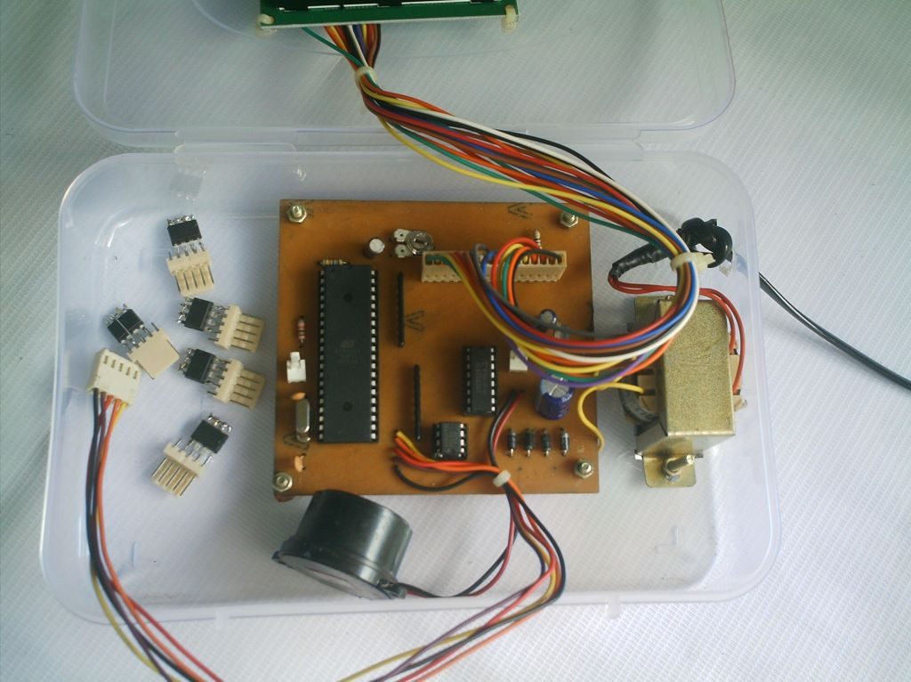 Prepaid energy meter | Free Microcontroller Projects - 8051