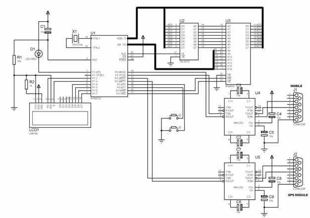 gsm modem with gps interfacing problem